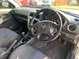 2003 Subaru Impreza MY03 RX (AWD) Silver 5 Speed Manual Sedan