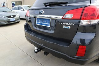 2013 Subaru Outback B5A MY13 2.0D Lineartronic AWD Premium Black 7 Speed Constant Variable Wagon.