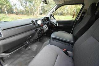 2017 Toyota HiAce KDH201R LWB White 4 Speed Automatic Van
