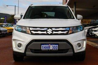 2015 Suzuki Vitara LY RT-X 4WD White 6 Speed Sports Automatic Wagon