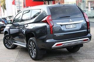 2020 Mitsubishi Pajero Sport QF MY20 Exceed Grey 8 Speed Sports Automatic Wagon.
