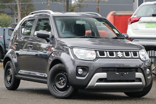 New Suzuki Ignis MF Series II GL Springwood, 2021 Suzuki Ignis MF Series II GL Grey 1 Speed Constant Variable Hatchback