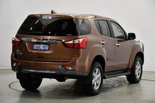 2016 Isuzu MU-X MY15 LS-U Rev-Tronic Bronze 5 Speed Sports Automatic Wagon