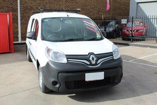 2017 Renault Kangoo X61 MY18 Maxi White 6 Speed Auto Dual Clutch Van.