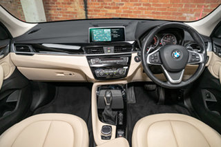 2016 BMW X1 F48 xDrive25i Steptronic AWD Alpine White 8 Speed Sports Automatic Wagon