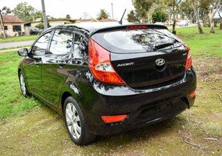2017 Hyundai Accent RB5 MY17 Sport Black 6 Speed Sports Automatic Hatchback