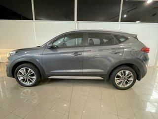 2017 Hyundai Tucson TL MY17 Active X 2WD Grey 6 Speed Sports Automatic Wagon