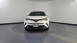 2018 Toyota C-HR NGX10R Update Koba (2WD) White Continuous Variable Wagon