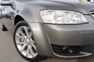 2011 Holden Berlina VE II International Sportwagon Alto Grey 6 Speed Sports Automatic Wagon.