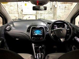 2015 Renault Captur J87 Expression EDC Bronze 6 Speed Sports Automatic Dual Clutch Hatchback