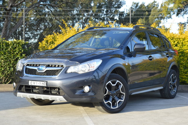 Used Subaru XV G4X MY14 FX Lineartronic AWD Maitland, 2014 Subaru XV G4X MY14 FX Lineartronic AWD Grey 6 Speed Constant Variable Wagon