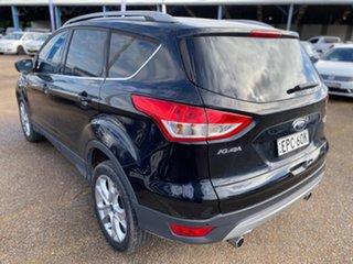 2013 Ford Kuga TF Trend PwrShift AWD Black 6 Speed Sports Automatic Dual Clutch Wagon.