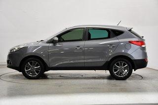 2014 Hyundai ix35 LM3 MY14 SE Steel Grey 6 Speed Sports Automatic Wagon.