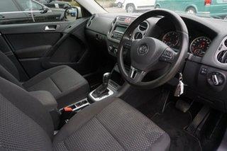 2010 Volkswagen Tiguan 5N MY10 103TDI 4MOTION White 6 Speed Sports Automatic Wagon