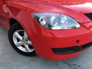 2008 Mazda 3 BK10F2 Neo Red 5 Speed Manual Hatchback