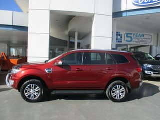 2016 Ford Everest UA MY17 Trend Bronze 6 Speed Automatic SUV.