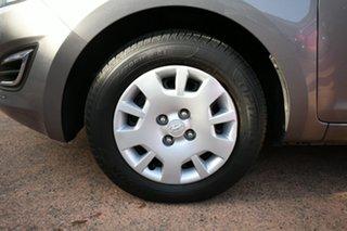 2013 Hyundai i20 PB MY14 Active Grey 6 Speed Manual Hatchback.