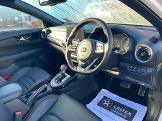 2021 Kia Cerato BD MY21 GT Snow White Pearl Semi Auto Hatchback