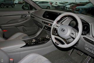2021 Hyundai Sonata DN8.V1 MY21 N Line DCT Black 8 Speed Sports Automatic Dual Clutch Sedan