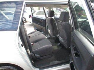 2009 Toyota Avensis GLX Silver 4 Speed Automatic Wagon