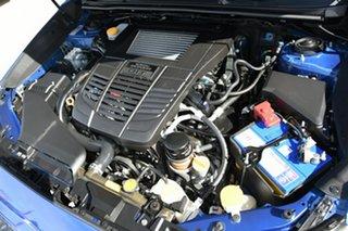 2016 Subaru WRX V1 MY16 Premium Lineartronic AWD Blue 8 Speed Constant Variable Sedan