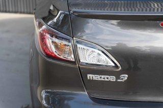 2012 Mazda 3 BL10F2 MY13 Maxx Sport Graphite 6 Speed Manual Sedan
