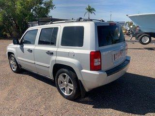2008 Jeep Patriot Silver Auto Active Select Wagon