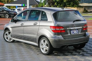 2010 Mercedes-Benz B-Class W245 MY10 B180 Grey 1 Speed Constant Variable Hatchback.
