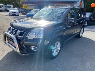 2011 Nissan X-Trail T31 MY11 ST (FWD) Black Continuous Variable Wagon