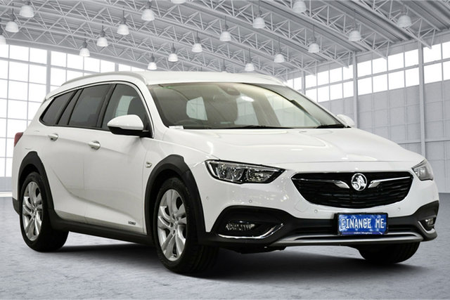 Used Holden Calais ZB MY20 Tourer AWD Victoria Park, 2019 Holden Calais ZB MY20 Tourer AWD White 9 Speed Sports Automatic Wagon