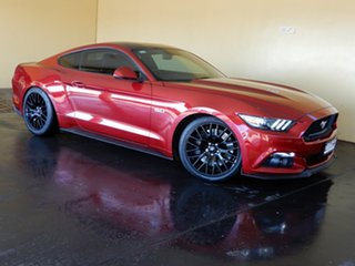 2016 Ford Mustang FM MY17 Fastback GT 5.0 V8 Red 6 Speed Manual Coupe.