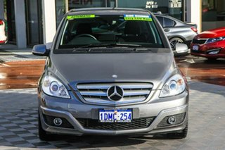 2010 Mercedes-Benz B-Class W245 MY10 B180 Grey 1 Speed Constant Variable Hatchback