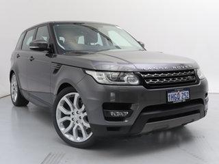 2016 Land Rover Range Rover LW MY16 Sport 3.0 TDV6 SE Corris Grey 8 Speed Automatic Wagon.