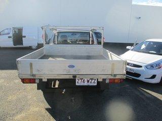 2010 Ford Ranger PK XLT (4x4) Grey 5 Speed Manual Super Cab Utility.