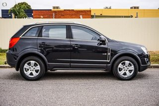 2012 Holden Captiva CG Series II 5 Black 6 Speed Sports Automatic Wagon.