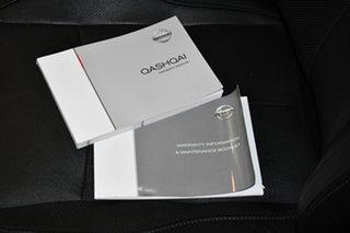 2017 Nissan Qashqai J11 TL Grey 1 Speed Constant Variable Wagon