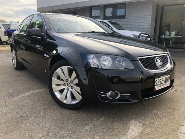 Used Holden Commodore VE II MY12.5 Z Series Hillcrest, 2013 Holden Commodore VE II MY12.5 Z Series Black 6 Speed Sports Automatic Sedan