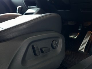 2014 Volkswagen Tiguan 5N MY15 155TSI DSG 4MOTION R-Line White 7 Speed Sports Automatic Dual Clutch