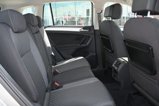 2017 Volkswagen Tiguan 5N MY17 132TSI DSG 4MOTION Comfortline Silver 7 Speed