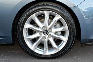 2015 Mazda 3 BM5238 SP25 SKYACTIV-Drive GT Blue 6 Speed Sports Automatic Sedan