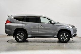2019 Mitsubishi Pajero Sport QE MY19 GLS Silver 8 Speed Sports Automatic Wagon
