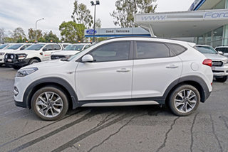 2017 Hyundai Tucson TL MY18 Active X 2WD 6 Speed Sports Automatic Wagon