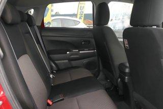 2018 Mitsubishi ASX XC MY18 LS 2WD Plum 1 Speed Constant Variable Wagon