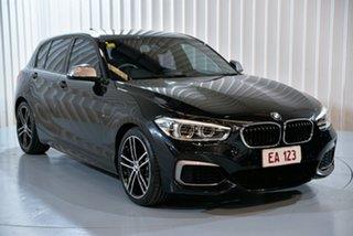 2018 BMW 1 Series F20 LCI-2 M140i Black 8 Speed Sports Automatic Hatchback