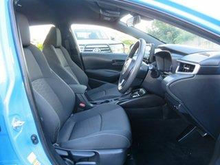 2019 Toyota Corolla ZWE211R Ascent Sport E-CVT Hybrid Blue 10 Speed Constant Variable Hatchback