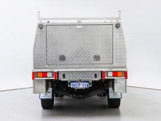 2018 Nissan Navara D23 Series II ST-X (4x4) White 7 Speed Automatic Dual Cab Utility