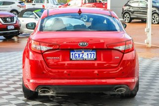 2013 Kia Optima TF MY13 SLi Red 6 Speed Sports Automatic Sedan