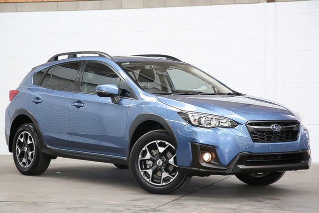 Used Subaru XV G5X MY18 2.0i Premium Lineartronic AWD Erina, 2017 Subaru XV G5X MY18 2.0i Premium Lineartronic AWD Blue 7 Speed Constant Variable Wagon
