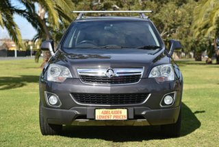 2012 Holden Captiva CG Series II 5 AWD Grey 6 Speed Sports Automatic Wagon.