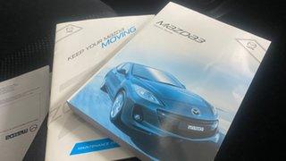 2013 Mazda 3 BL Series 2 MY13 Neo White 6 Speed Manual Hatchback
